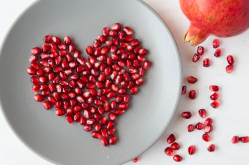 Гранат‒ состав витаминов